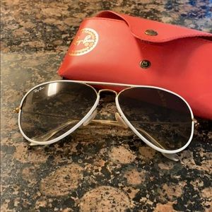Ray-Ban Sunglasses in Like New Condition